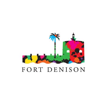 Logo_FortDenison_vivid