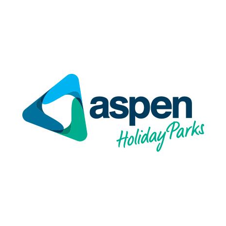 Aspen Parks logo design