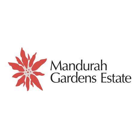 Mandurah Gardens Estate logo
